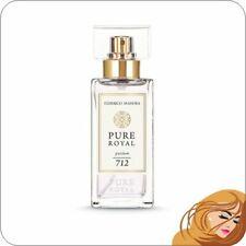 FM World - FM 712 Parfum Femme - PURE ROYAL - 50 ml by Federico Mahora