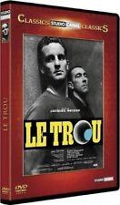 Le Trou StudioCanal Jacques Becker DVD