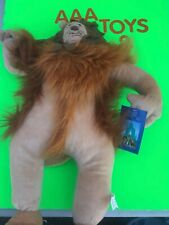 Plush Wizard of Oz COWARDLY LION New With Tags