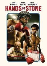 NEW - Hands Of Stone (DVD 2016) NEW Action, Thriller, Adventure NOW SHIPPING !