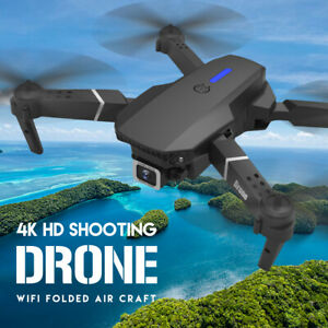 1080P / 4K Drone x Pro with HD Camera Drones WiFi FPV RC Four Axis Quadcopter 2B