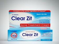 CLEARZIT Dr. Sheffield's ANTI ACNE PIMPLE CREAM 2% Salicylic Acid - OVERSTOCK -