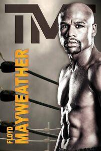 Floyd Mayweather Poster 24 x 36
