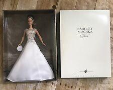 Barbie PLATINUM label Badgley Mischka bride NRFB mint Mattel B8946 2003 RARE