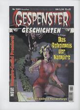 GESPENSTER GESCHICHTEN # 1343 - VAMPIRA 1 - BASTEI Verlag - sexy - TOP