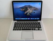 Apple Macbook Pro Core I5 Retina 13 (2013) 4gb ram 128 SSD A1502