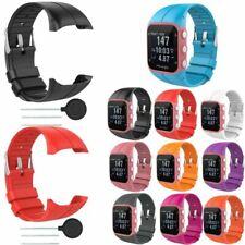 Repuesto Silicona Pulsera Reloj Banda Watch Correa Para Polar M400 M430 Watch