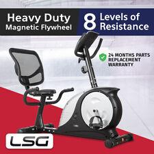 Lifespan RC99M Recumbent Magnetic Exercise Bike