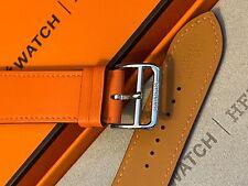 Apple Watch 6 Hermes 44mm Swift Leather Single Tour