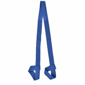 Yoga Mat Sling Carrier Shoulder Belt Straps Exercise Fitness Adjustable 150*8 OH