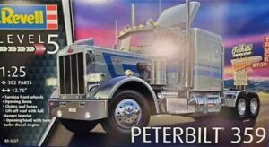 Revell 2627 1:25th scale Peterbilt 359 New for 2021
