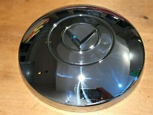 VOLVO P1800 P1800S BRAND NEW PREMIUM CHROME PLATED HUB CAPS X 4 (FREE UK POST)