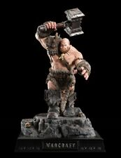 NEW WETA WORKSHOP Warcraft Orgrim DOOMHAMMER 1/10 Scale Statue
