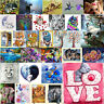Diamond Painting Embroidery Animal Full Drill Cross Stitch Mosaic Kits Home Wall