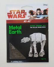 Fascinations Metal Earth Star Wars AT-AT Imperial Walker 3D Steel Model Kits