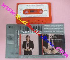 MC GIANNA NANNINI Maschi e altri 1987 italy FONIT CETRA TGNK 79 no cd lp vhs dvd
