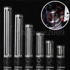 110/140/190/240/300/400mm tank 50mm Diameter G1/4 Thread Cylinder Reservoir Tank