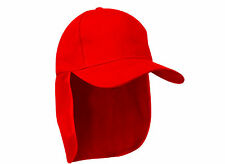 Junior legionnaire Style Baseball Cap Boy Girl Children Sun Hat Protection Child