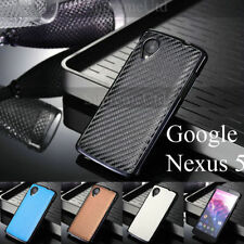 Carbon Fiber Mobile Phone Fitted Cases/Skins for LG