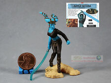 Hasbro Star Wars 1:32 Toy Soldier Action Figure Jedi Knight AAYLA SECURA S164