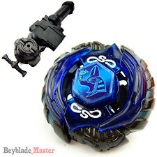 Beyblade Fusion Metal Masters WBBA BB111 Mercury Anubius Anubis+GRIP+LR Launcher