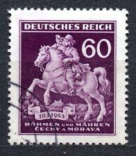 Germany / Bohmen und Mahren - 1943 Stamp day Mi. 113 FU