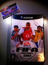 FIFA 2004 NUOVO SIGILLATO NEW FACTORY SEALED NINTENDO GAMECUBE RARE GC WII