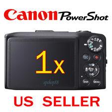 1x Canon PowerShot SX280 HS Camera LCD Screen Protector Guard Shield Film