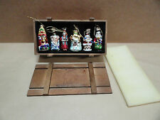 Thomas Pacconi Classics 2004 Collection 6 Ornaments The Night Before Christmas