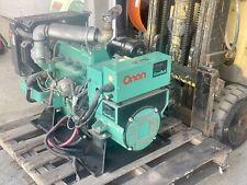 Onan Genset 10k Diesel Generator