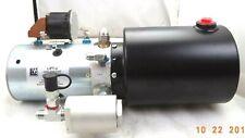 24V Hydraulic Power Unit w/Trombetta Powerseal and dispstick, p/n 51189375