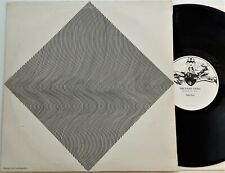 Faust - The Faust Tapes LP 1973 1st UK Press Virgin VC501 Krautrock Vinyl