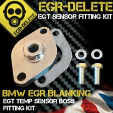 BMW EGT Sensor Kit de montage E46 318d 320d 330d 330xd 320td EGR Plaque d'obturation