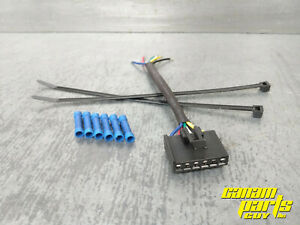 Moose Utility 2120-0943 Ignition Switch Pigtail Harness Canam BRP Universal Plug