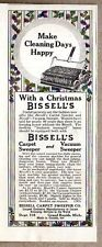 1915 Print Ad Bissell Carpet & Vacuum Sweepers Made in Grand Rapids,MI