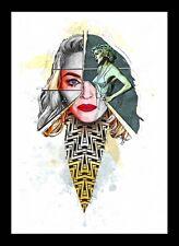 More details for madonna - fine art print a3