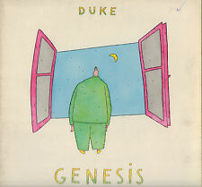 GENESIS Duke LP/FOC Promo-Insert