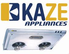 KAZE K202 30 Inch Stainless Steel Slim Under Cabinet Kitchen Range Hood Fan