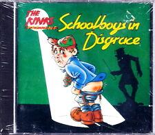THE KINKS - Schoolboys in Disgrace (1975-1999 edel) CD Sealed
