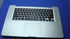 "MacBook Pro A1286 15"" 2008 MB470LL/A OEM Top Case w/Trackpad Keyboard 661-4948"
