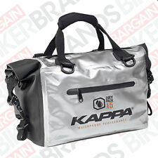 Kappa WA406S 100% waterproof 15ltr cargo bag K-Venture range also Givi Outback