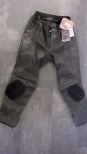 PANTALON cuir noir mike the bike TAILLE FRANCE 46 Taille universelle XL a saisir
