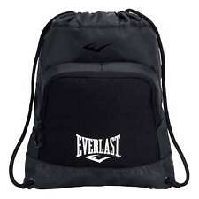 Unisex Everlast Brooklyn Gymsack Gym Sack Zip New