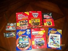 NASCAR DIECAST CARS LOT OF 8 NEW IN BOX 1 MICRO CAR 7 SCALE 1:64
