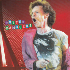 THE ROLLING STONES  - ROTTER RAMBLERS 2003 - DCD RATTLE SNAKE ORIGINAL DCD