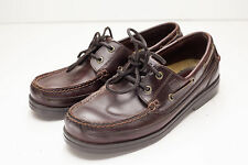 Sperry Top-Sider 8.5 Brown Boat Shoes Men's
