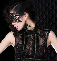 Sexy Lace Eye Mask Face mask Masquerade Halloween Ball Prom Costume Party Dress