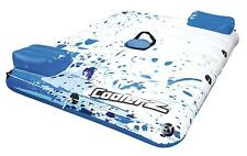 Bestway Coolerz Side 2 Side Floating Deluxe Lounge Pool Beach Lilo with Cool Bag