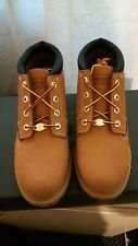 Timberland Nellie Womens Ladies Waterproof Wheat Leather Chukka Ankle Boots UK 6