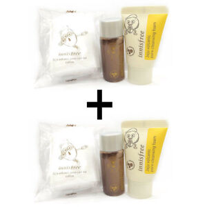 Innisfree Jeju Volcanic Pore Care Kit (3 Items) x 1 set or 2 set